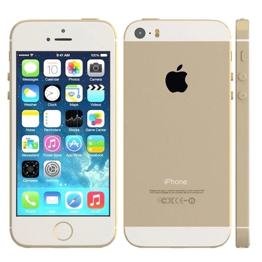 Refurbished Apple iPhone 5S - 32GB - Gold