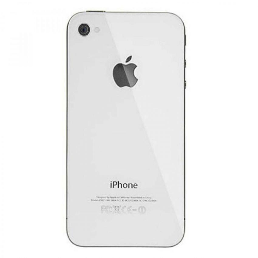 Refurbished Apple Iphone CDMA 32GB - Putih - grade A