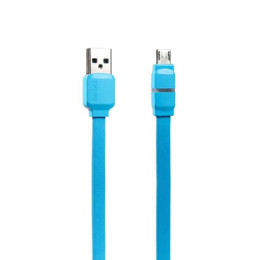 Remax Breath Cable Micro USB Kabel Data Samsung - Zenfone - Xiaomi – Biru