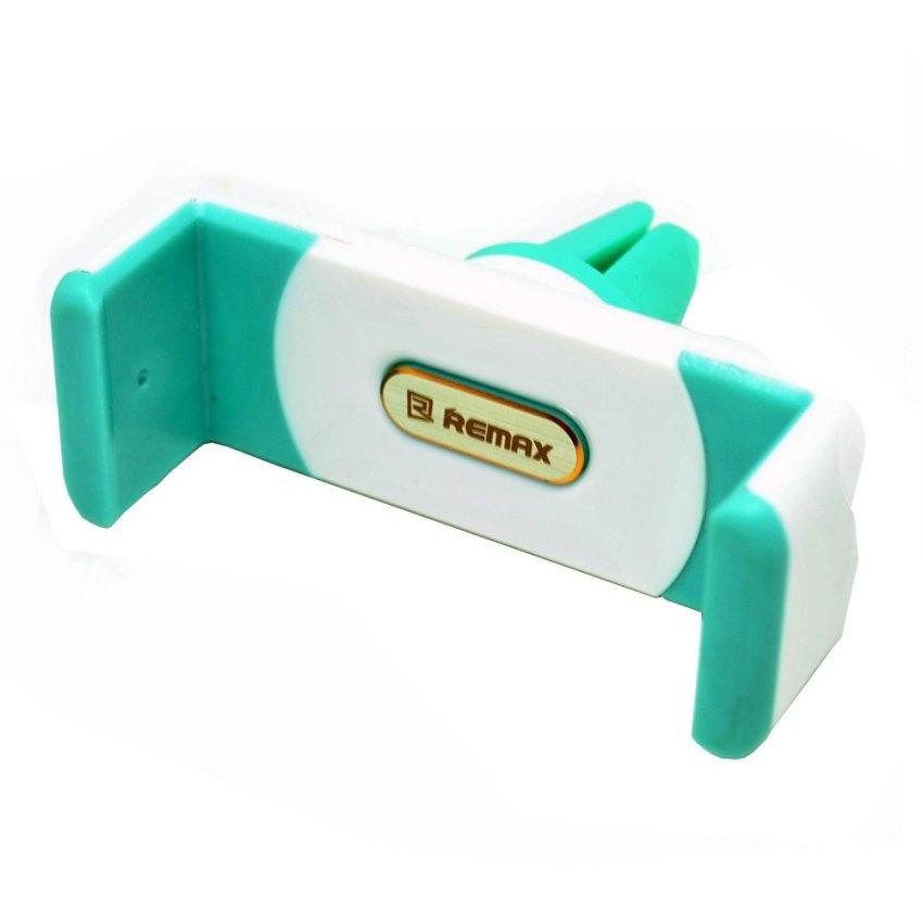 Remax Car Air Vent Smartphone Holder - RM-01 - Biru-Putih