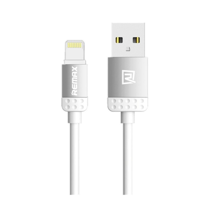 Remax Cute Color USB Data Cable Cord for iPhone 6 / 5(Grey) (Intl)