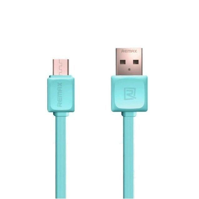 Remax Fast Data Cable Micro USB 1M - Biru