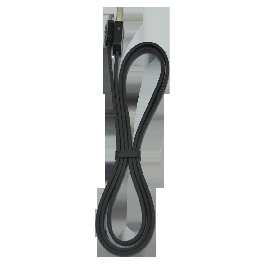 Remax Fishbone Cable Micro USB-1M - Hitam