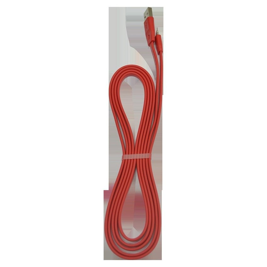 Remax Full Speed Cable iPhone-2M - Merah