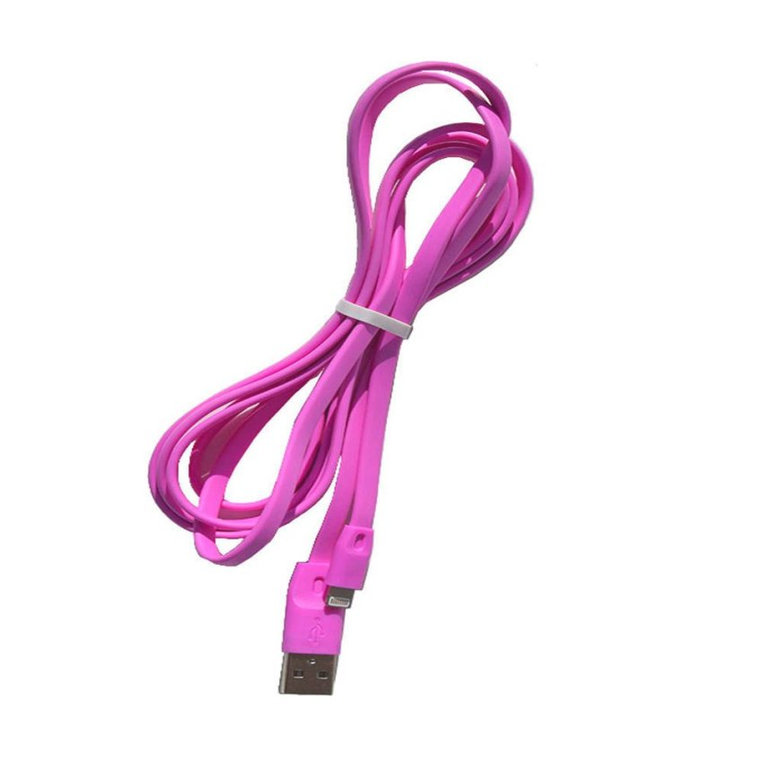 Remax Full Speed Lightning Cable 2M - Ungu