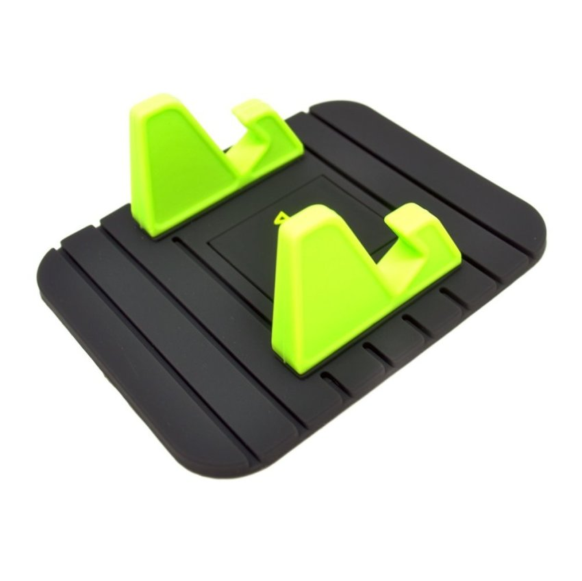 Remax Proda Super Flexible Car Holder - Black/Green