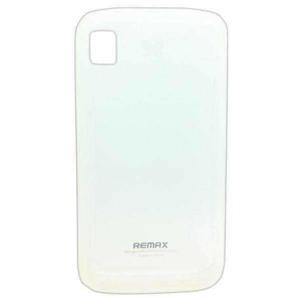 Remax Softcase Lenovo S560 Pudding Case Series - Putih