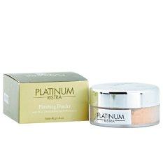 Ristra Platinum Finishing Powder Natural Honey Beige 03 - 40 Gram