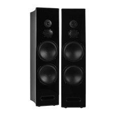 Roadmaster Speaker Aktif Floor Standing Bluetooth Radiant-4 - Hitam