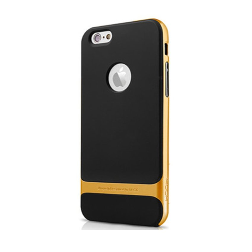 Rock Royce Case for iPhone 6 - Hitam