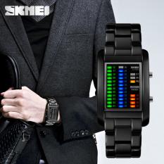 Roortour When Men Creative Personality Watch Skmei Waterproof Fashion Electronic Watch Student's Watch