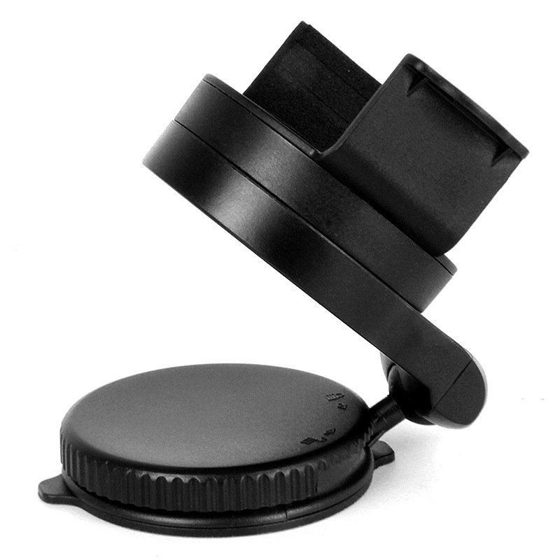 Rotatable Mini Vehicle-mounted Phone Holder Black