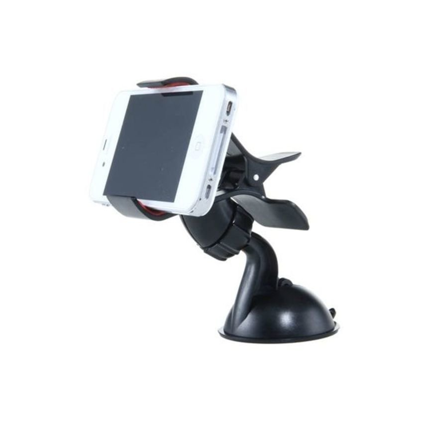 Rotatable Stand for iPhone 5 (Black)
