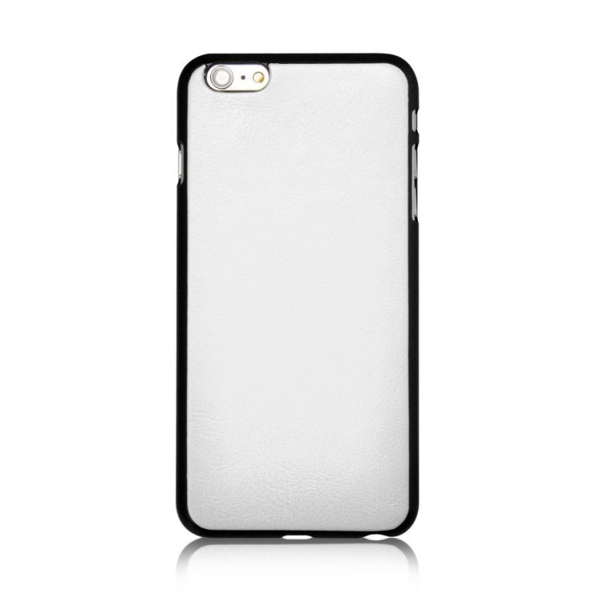 Roybens Leather 9 Card slot Wallet Magnetic Detachable Flip Stand Cover for iPhone 6 Plus/6S Plus White (Intl)
