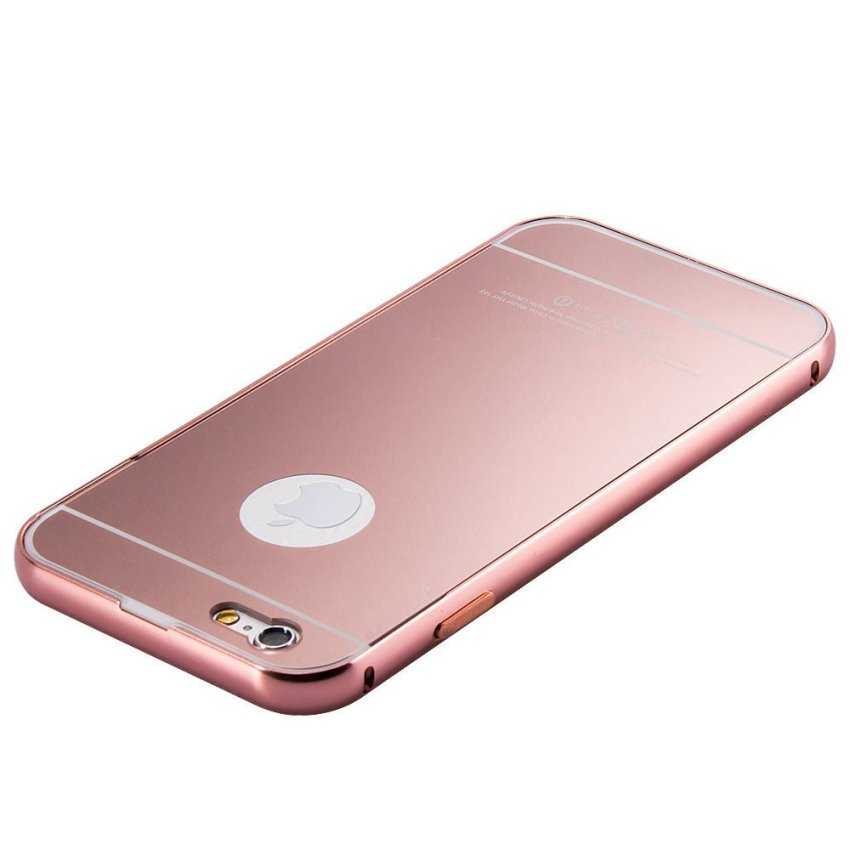 Roybens Luxury Mirror Ultra-thin Metal Thin Case for Apple iPhone 6/6s plus 5.5