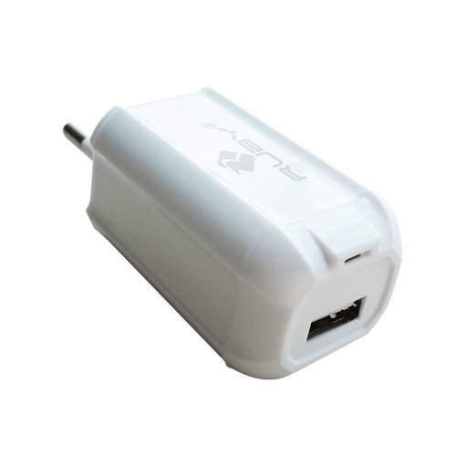 Ruby Travel Charger 2.1A Output - Putih