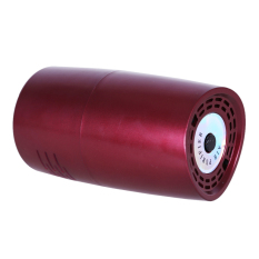 S & F Auto Car Vehicle Mounted Air Cleaner Negative Ion Air-cleaner Red (Intl)