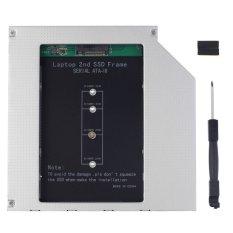 S & F 12.7MM Drive Bays M.2 NGFF SSD To SATA