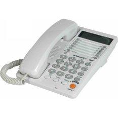 Sahitel S75 Telephone Single Line Telepon - Putih