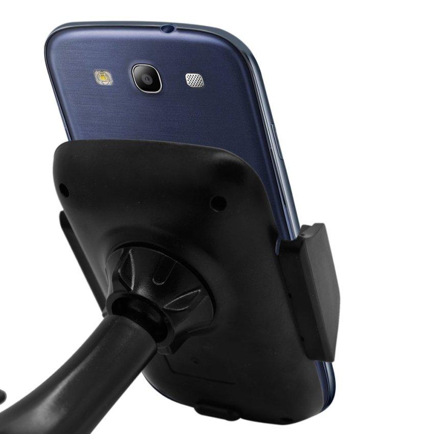 Samrick 360 Degree Rotation Car Dashboard Mount/Holder for Samsung Galaxy S3 Neo (Black) (Intl)