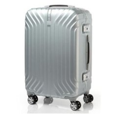 [SAMSONITE] Tru-Frame Carrier SPINNER 63/23 FR_Matt Silver (I0019001) (single option)