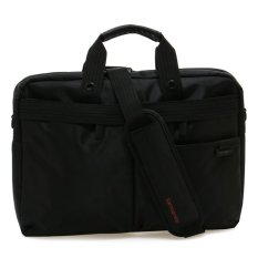 Samsonite Venna Laptop Briefcase Small - Hitam