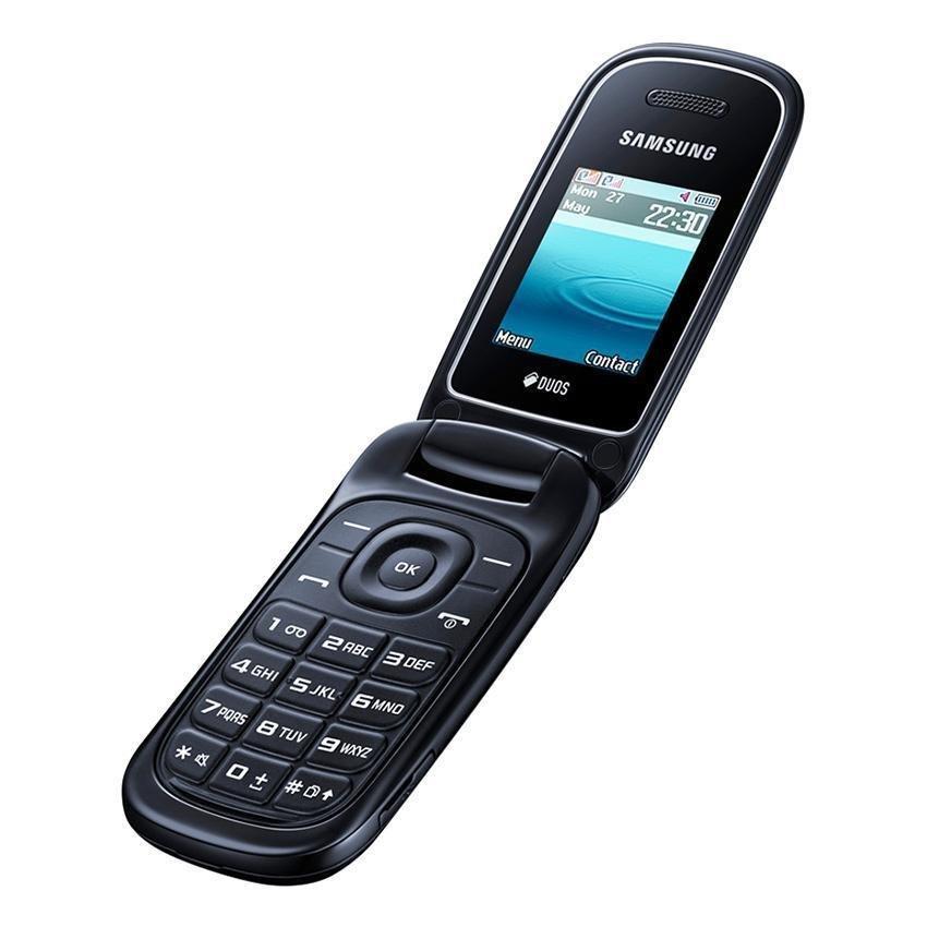 Samsung Caramel Dual SIM - Hitam
