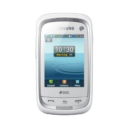 Samsung Champ Neo Duos - Putih