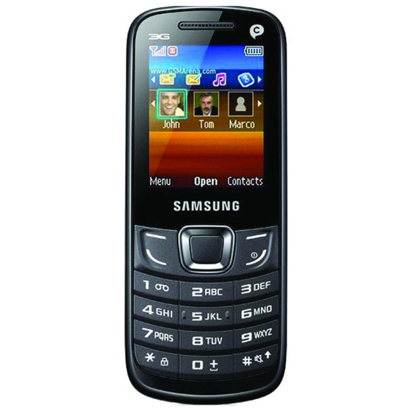 Samsung E3309I - Hitam