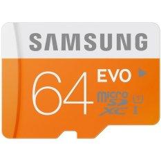 Samsung Evo Micro SDHC 64 GB