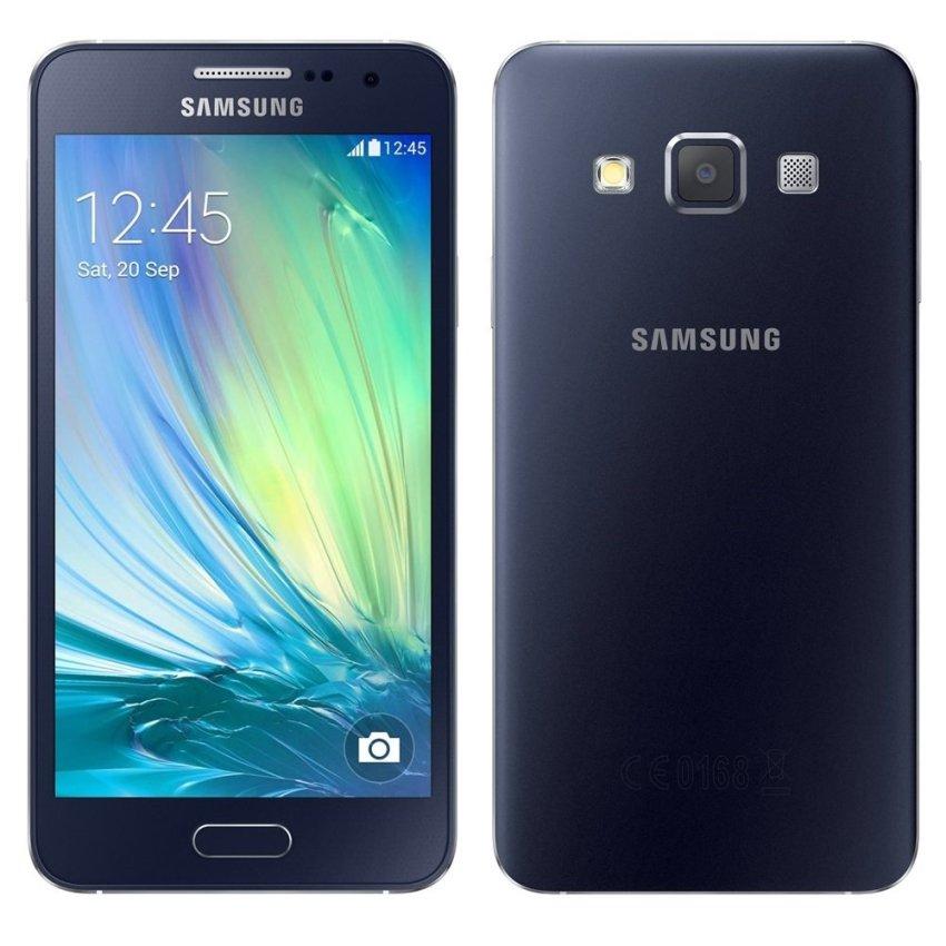 Samsung Galaxy A3 2016 LTE - 16GB - Hitam