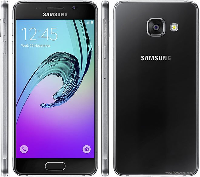 Samsung Galaxy A310 - 16 GB - Hitam