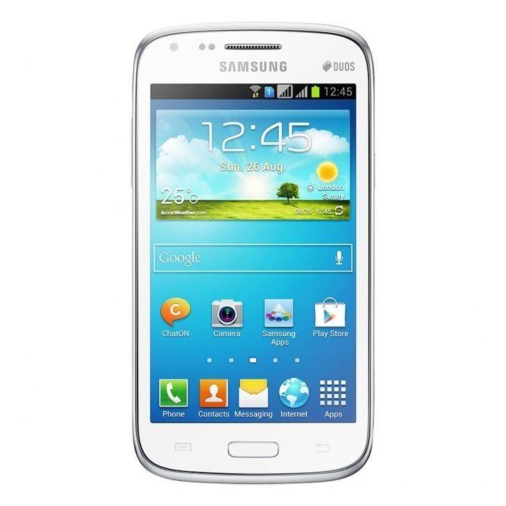 Samsung Galaxy Core i8262-8GB-Putih