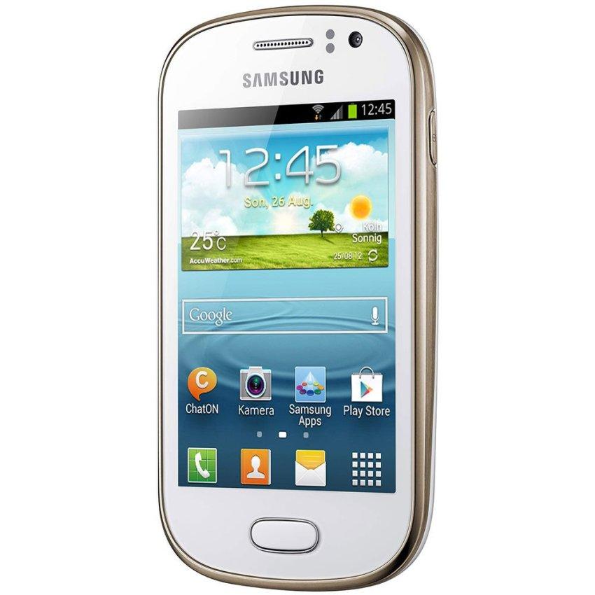 Samsung Galaxy Fame GT-S6810 - Putih