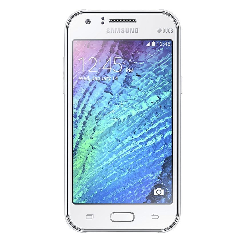 Samsung Galaxy J1 - 4 GB - Putih