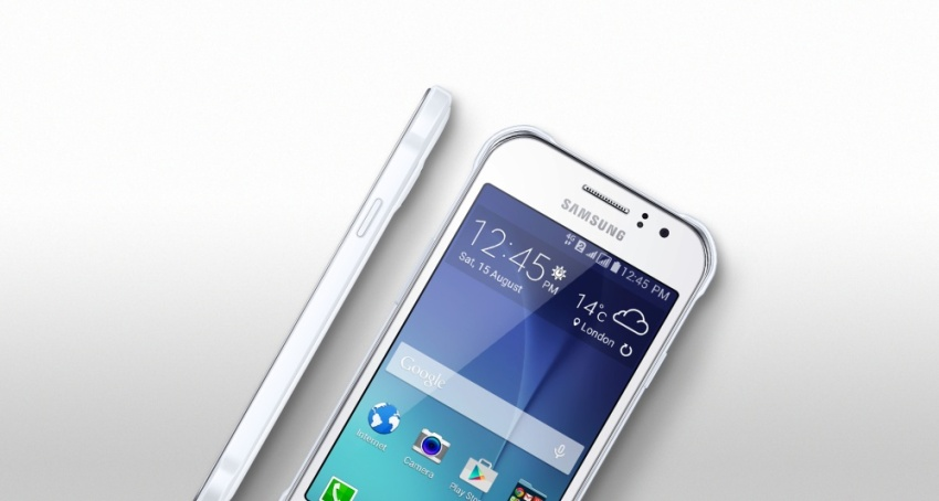 Samsung Galaxy J1 Ace SM-J110 LTE 4GB - Putih
