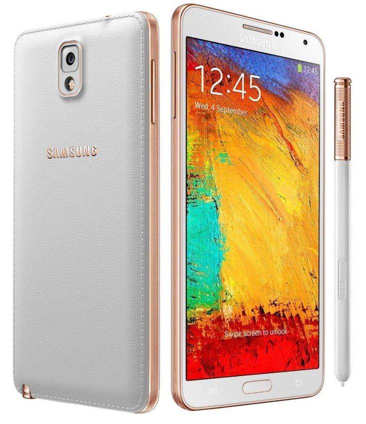 Samsung Galaxy Note 3 - 16GB - White Gold