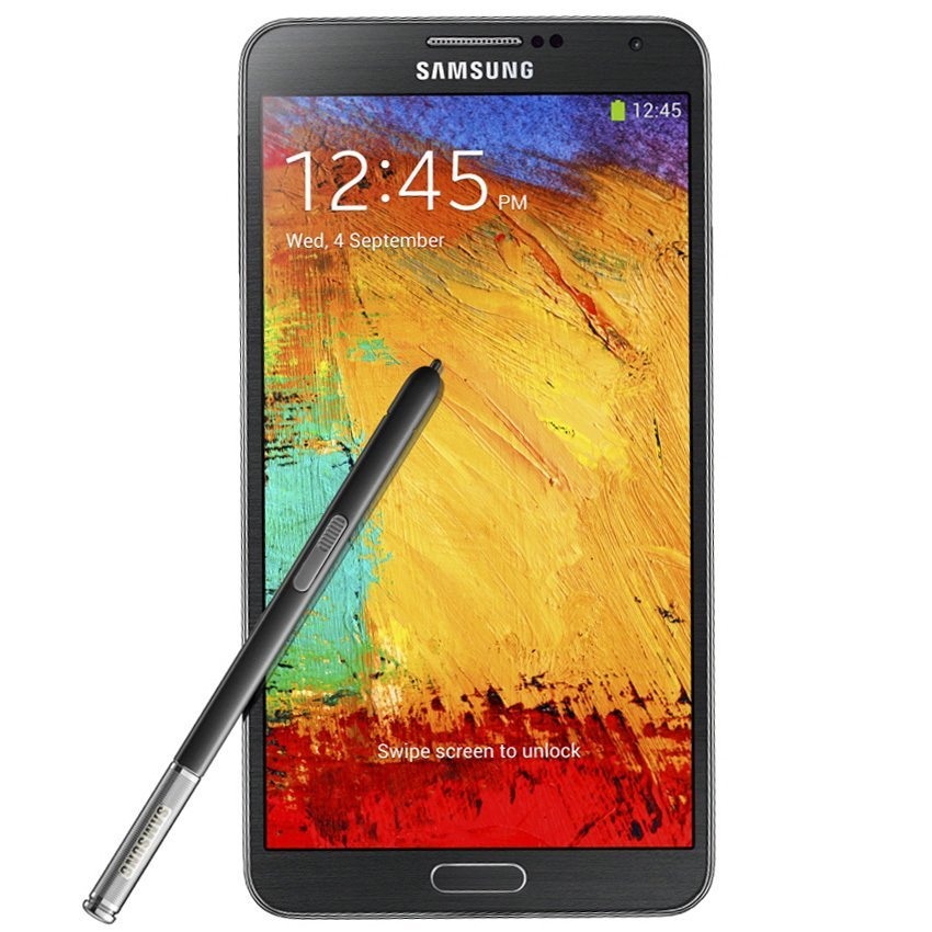 Samsung Galaxy Note 3 - 32 GB - Hitam