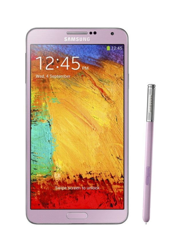 Samsung Galaxy Note 3 N900 - 32GB - Pink