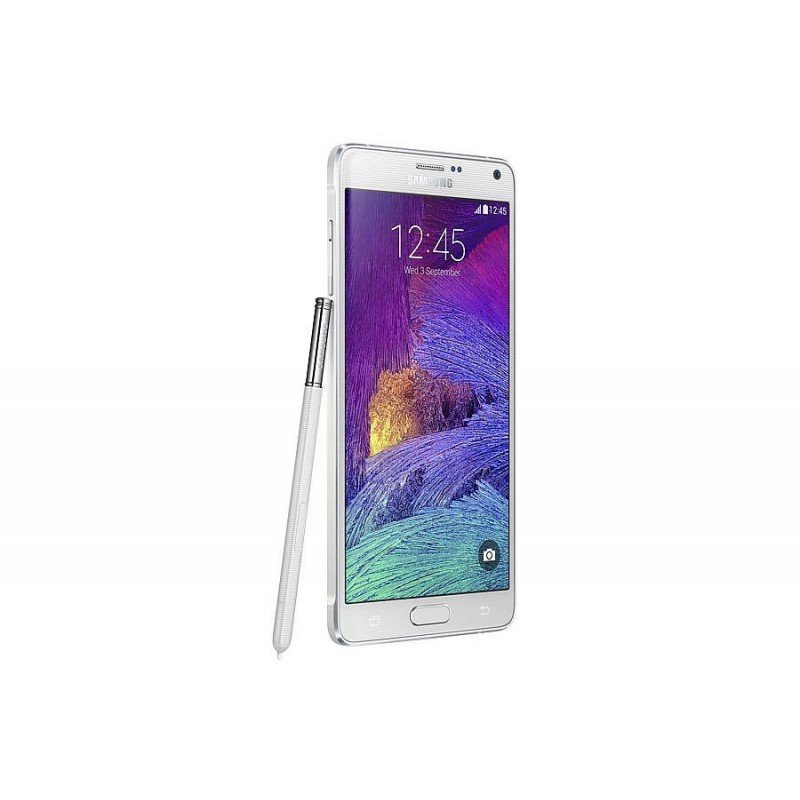 Samsung - Galaxy Note 4 - 32GB - Putih