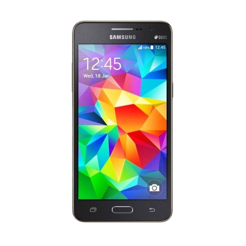 Samsung Galaxy Prime Plus G531 - 8GB - Abu-abu