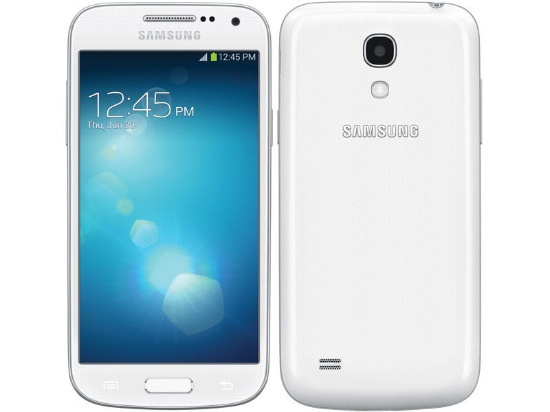 Samsung Galaxy S4 Mini - 8 GB - Putih