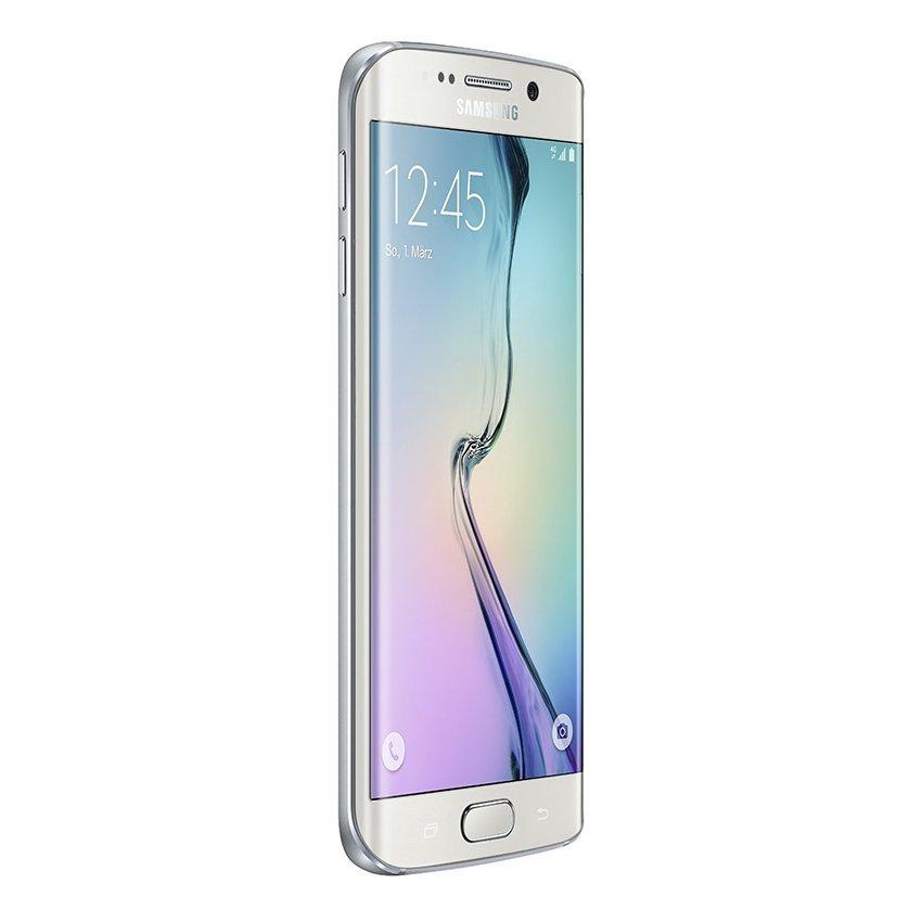 Samsung Galaxy S6 Edge - 64 GB - White Pearl