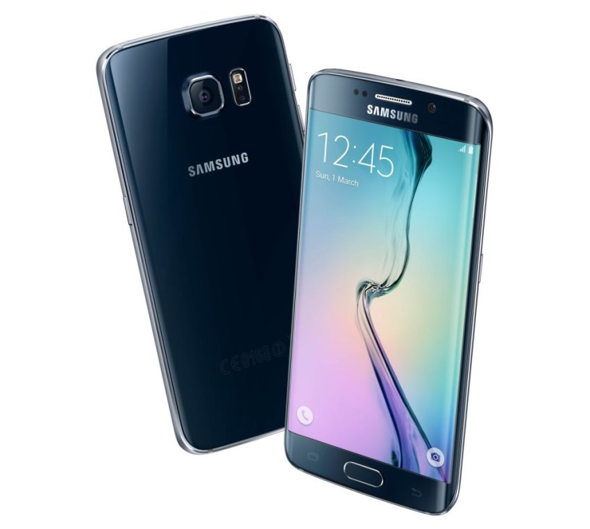 Samsung Galaxy S6 Edge Plus - 32GB - Black Sapphire