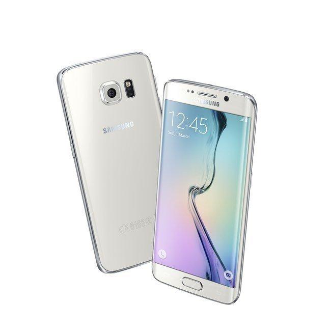 Samsung Galaxy S6 Edge Plus - 64GB - Pearl White
