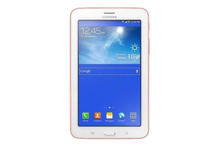Samsung Galaxy Tab 3 Lite Wifi - 8GB - Merah Muda