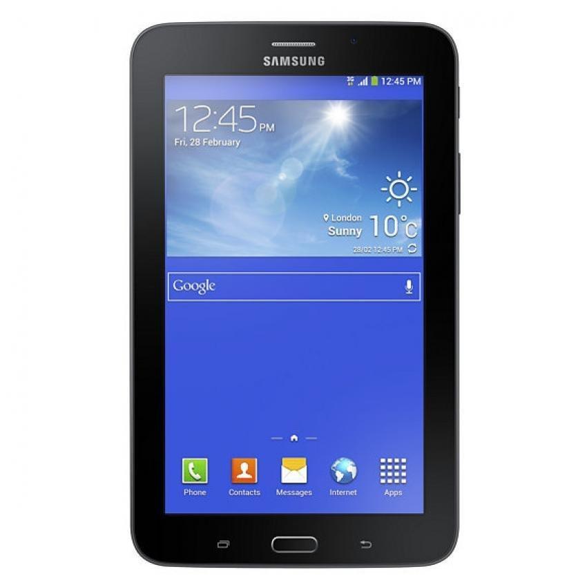 Samsung Galaxy Tab 3V SM-T116NU - 8GB - Hitam