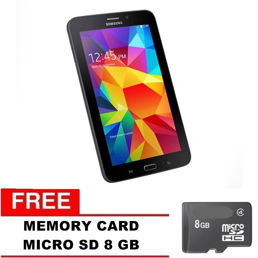 Samsung Galaxy TAB 3V T-116 8GB - Hitam