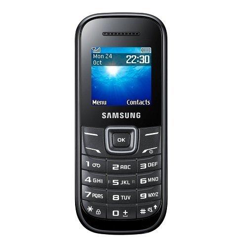 Samsung GT-E1200R 512MB - Hitam