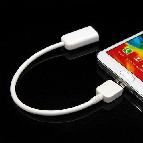 Samsung kabel OTG USB 3.0 Note 3 - Putih